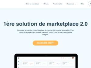 dropy site web